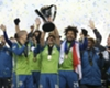 Nicolas Lodeiro lifts MLS Cup for Seattle Sounders
