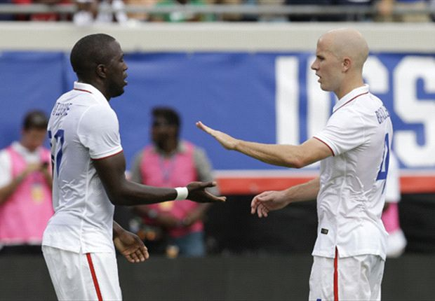 USA 2-1 Nigeria: Altidore double sends Americans to Brazil in style