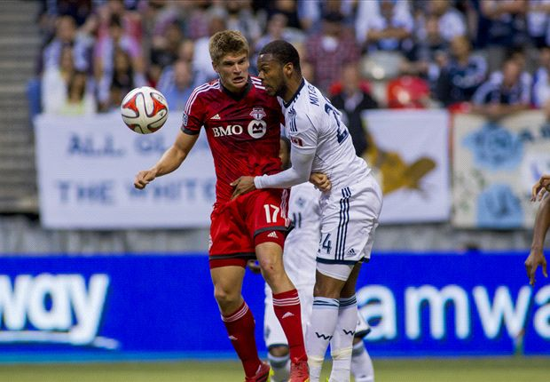 Hagglund proving valuable for Toronto FC