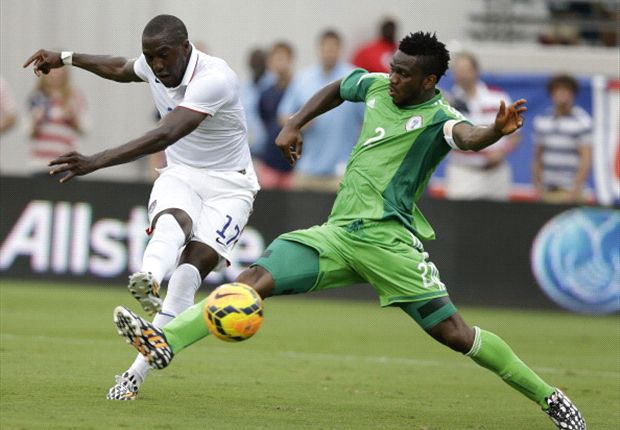 Nigeria have to learn from USA defeat - Eguavoen