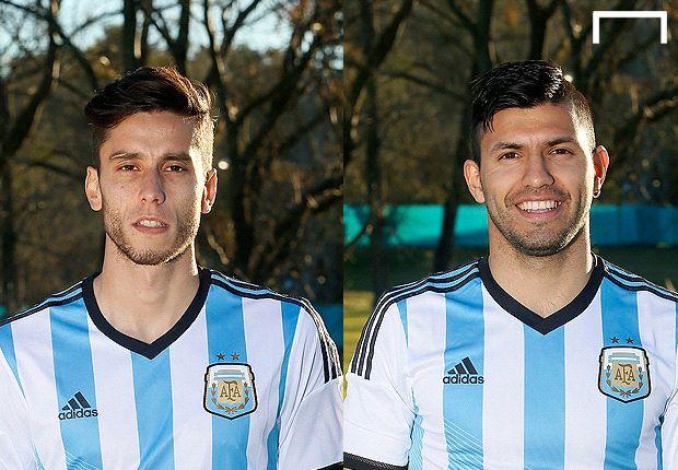 fotos de jugadores de argentina: