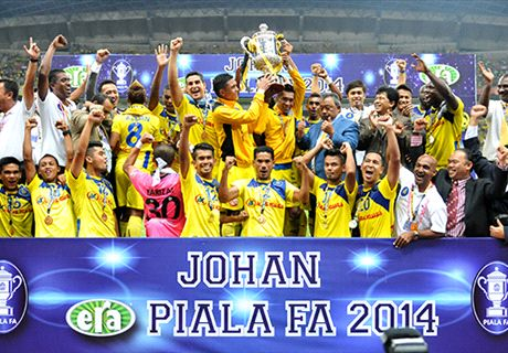 Dollah: Advantage to Pahang