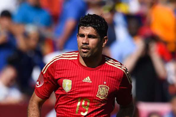 Mourinho wants Diego Costa at Chelsea