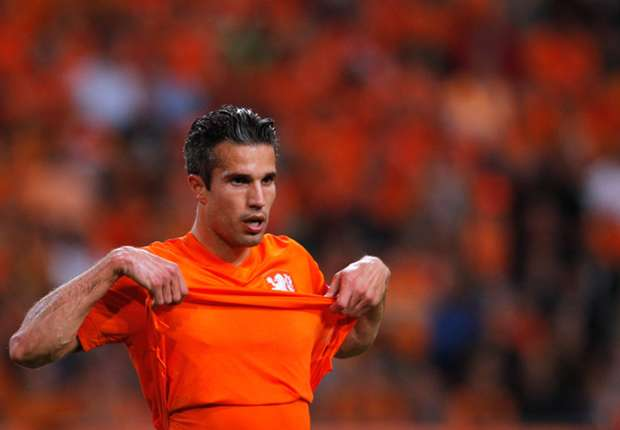 Van Persie: I've been in pain for the last six years