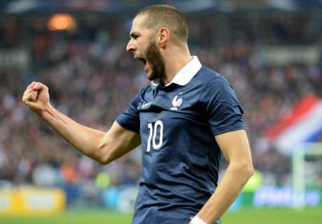 France 8-0 Jamaica: Rout