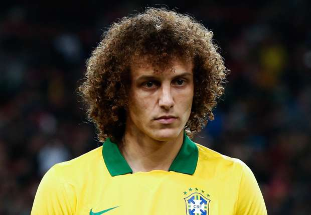 Confederations Cup win doesn't count - David Luiz