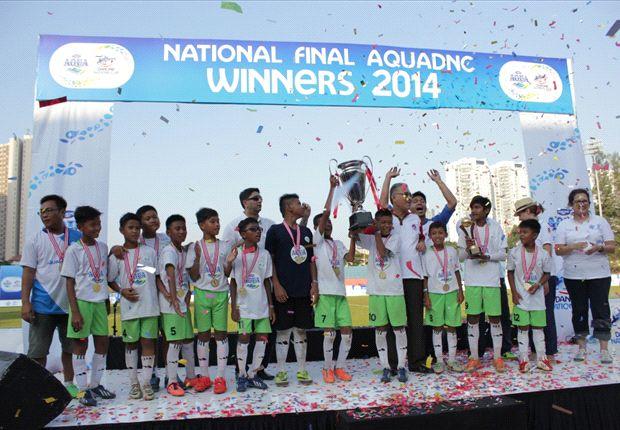 SSB Asad 313 juara nasional DNC 2014.