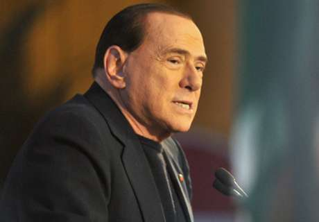 Berlusconi: Milan stronger than Roma