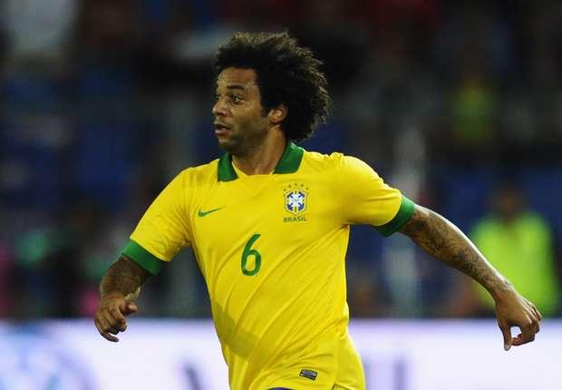 Marcelo: Spain respect World Cup hosts Brazil