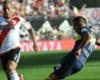 Jonathan Maidana Carlos Tevez River Boca Superclasico Torneo Primera Division 11122016