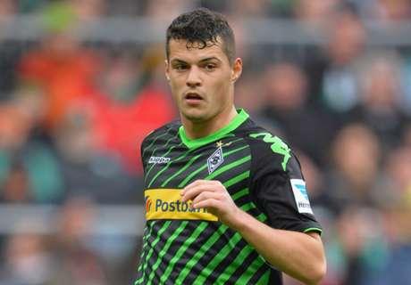 Transfers: Gladbach verlängert mit Xhaka