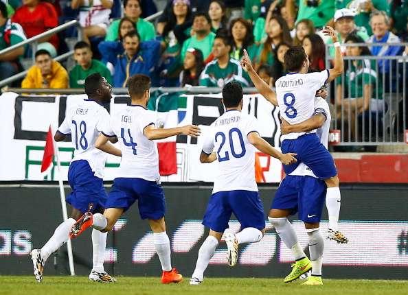 Portugal venció 1-0 a México