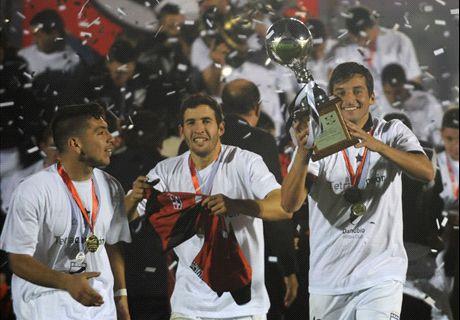 Danubio se coronó campeón uruguayo