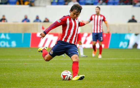 Chivas USA 1-0 Real Salt Lake: Torres volleys home winner