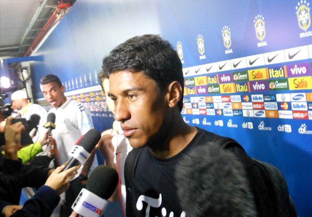 Paulinho: I congratulated Fernandinho