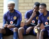 Khune and Twala fit for Celtic clash