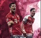 Arsenal moet pieken tegen Bayern München