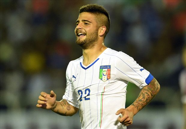 Insigne's agent plays down Arsenal link