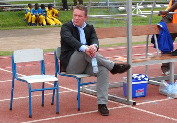 AFC Leopards Dutch coach hits out at referee