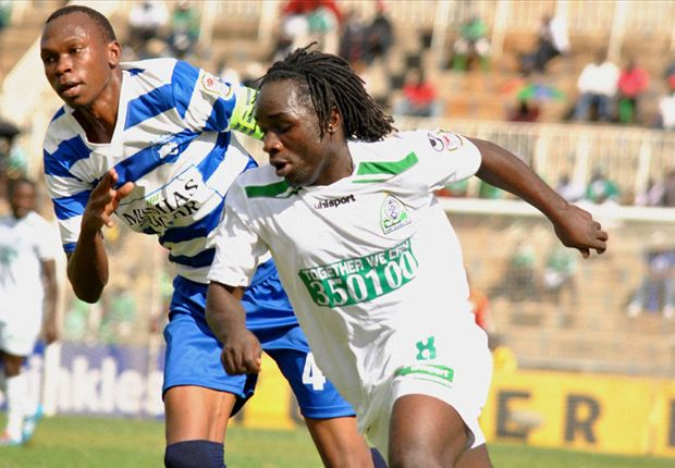 Gor Mahia striker Dan Sserunkuma is headed for two week trials in Denmark.