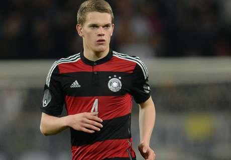 RESMI: Dortmund Rampungkan Transfer Ginter