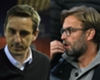 Klopp: Why is Neville allowed to talk?