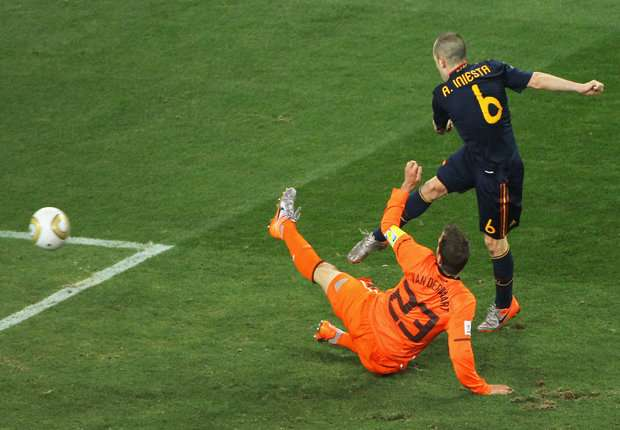 Sneijder: World Cup final loss is my biggest disappointment