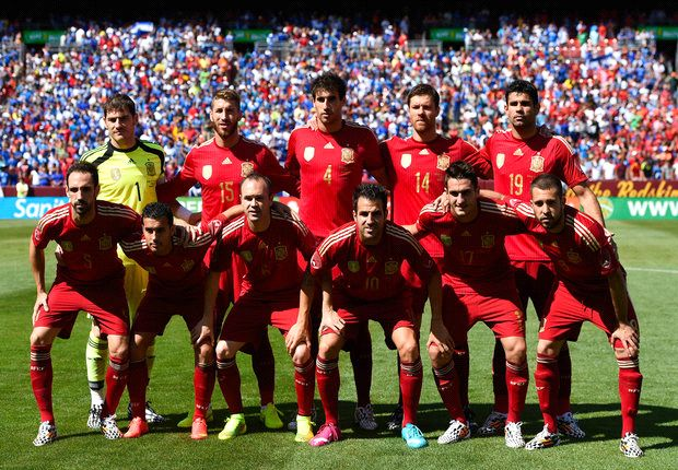 Write Spain off at your peril - why holders should still be World Cup favourites