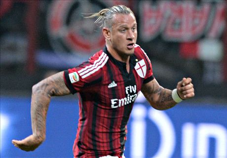 AC Milan on the right track - Mexes