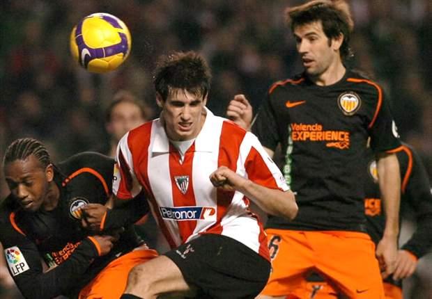 Liga: El Valencia se arruina en San Mamés (3-2)
