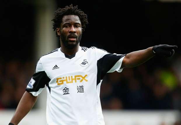 Monk reiterates desire to keep Bony at Swansea