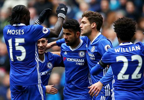 Betting: Chelsea clear favourites