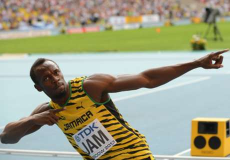 Usain Bolt Balas Kicauan Paul Pogba