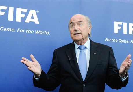 Blatter's most controversial quotes