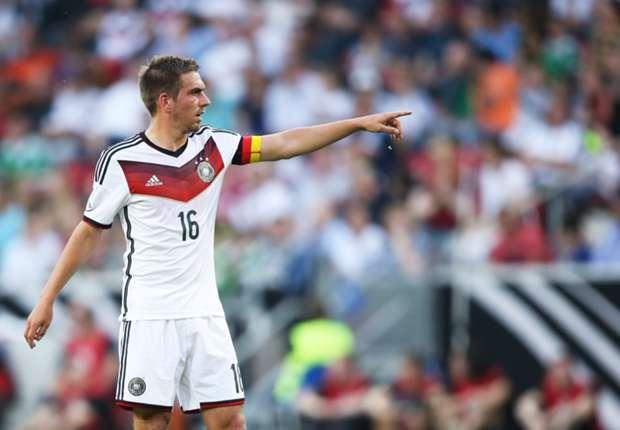 Lahm retires from international football