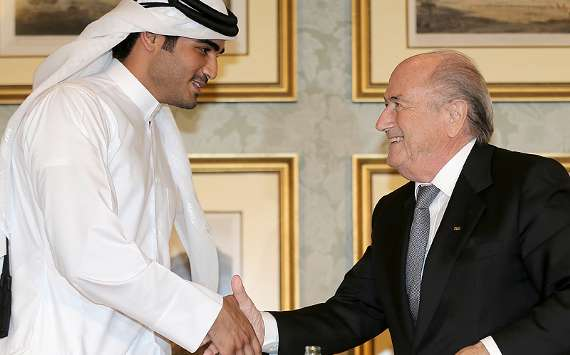 El COI, contra la FIFA por Qatar 2022