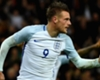 Vardy pulls out of England squad due to minor injury