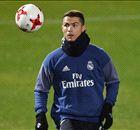 VÍDEO | Cristiano Ronaldo, 'on fire' en el entrenamiento
