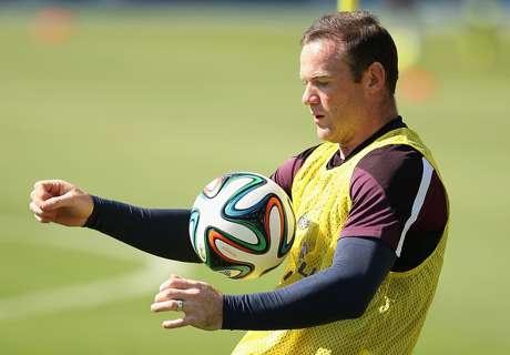 Pekan Depan, Rooney Ditunjuk Sebagai Kapten Inggris?