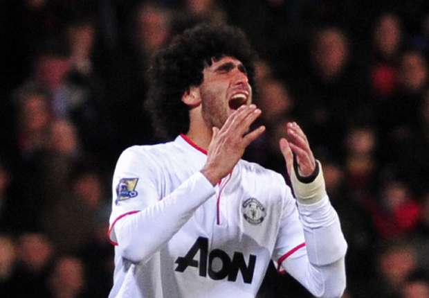 Fellaini keen to prove his worth at Manchester United