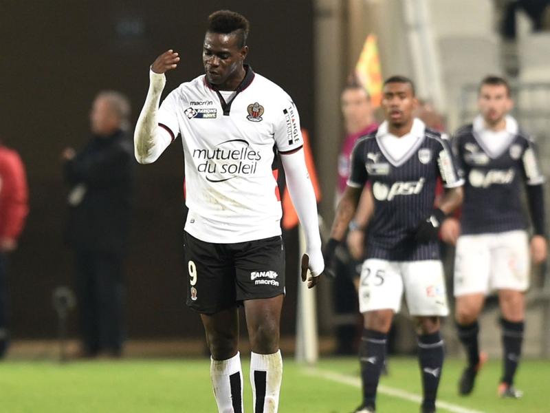 Balotelli torna al goal in Coppa di Lega, ma il Nizza è eliminato