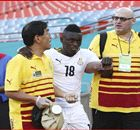 Ghana's Waris could miss World Cup
