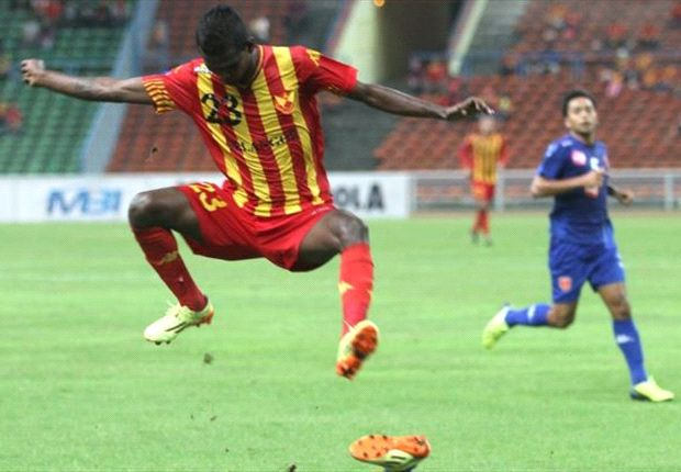 Man of the Match: Terengganu 1-4 Selangor