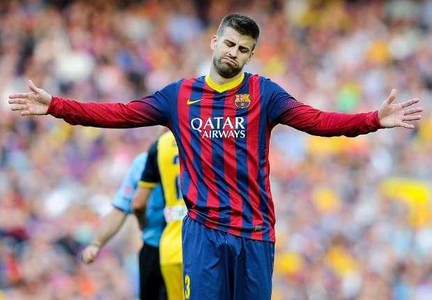 Barcelona need Mathieu - Pique