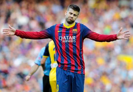 Pique: I've lost my spot at the top