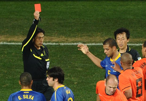 Fifa selects Nishimura to referee World Cup opener