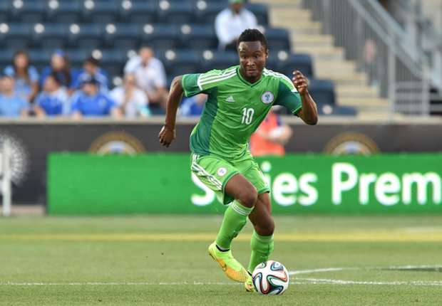 Mikel Obi hits Super Eagles camp for Congo clash