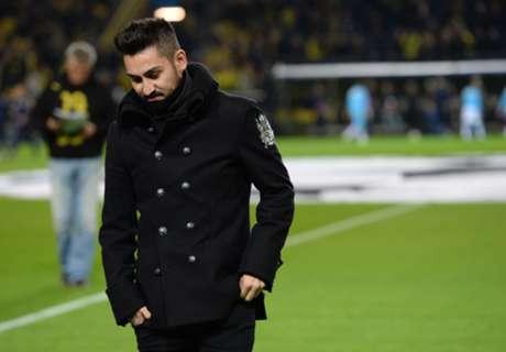 Gundogan reveals World Cup woe