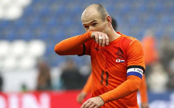 Robben: No regrets, I'm proud of 2010