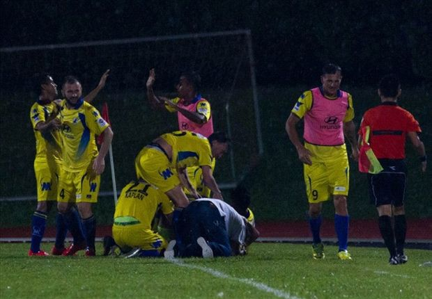S.League Roundup: Week 15